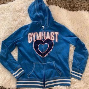 Justice Gymnast Hoodie